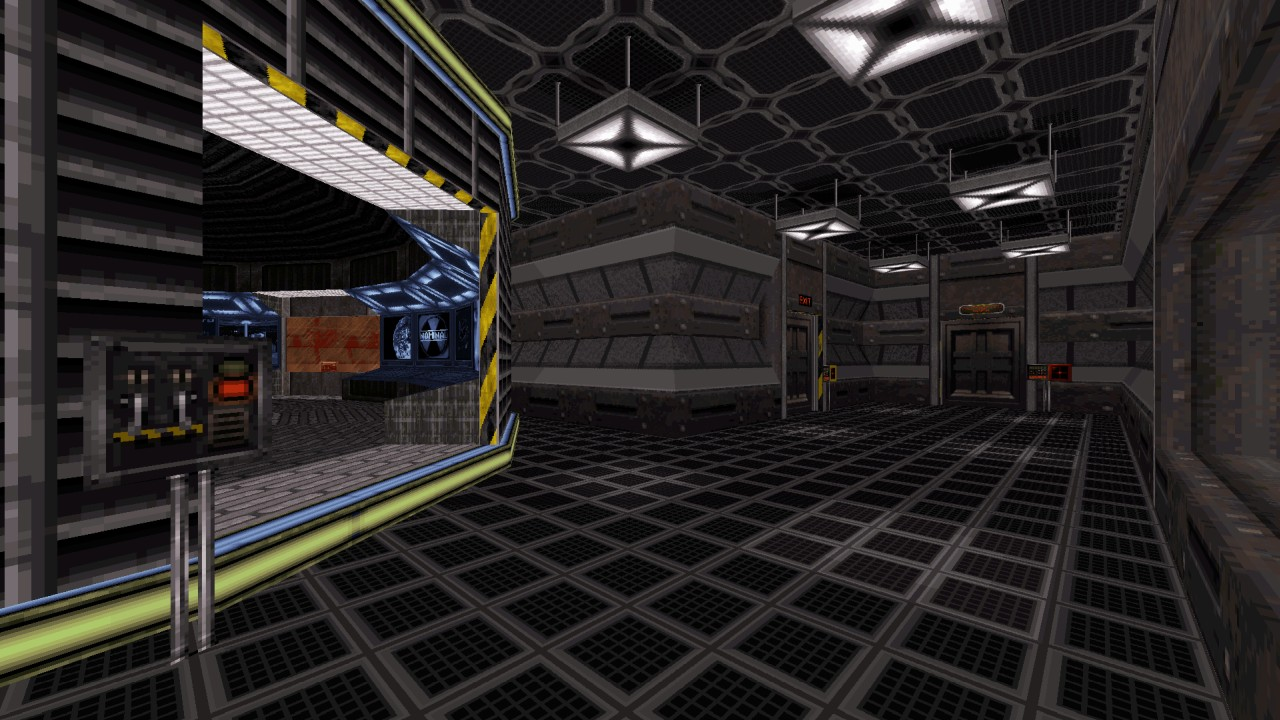 Duke Hard Level 05: Abstractech - by Michael 'Micky C' Crisp
